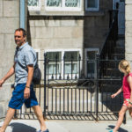 Walking tour through Old Quebec City with Steeve Gaudreault