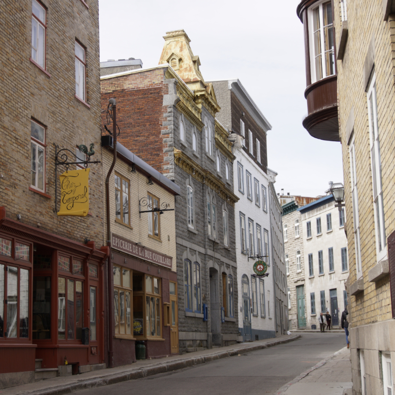 Quebec City Food, History and Culture tour with Steeve Gaudreault